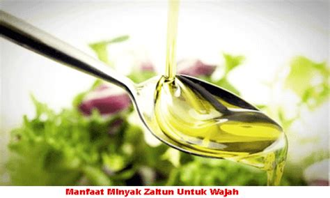 Minyak Vitamin E Untuk Wajah manfaat minyak zaitun untuk wajah