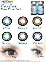 Celline 2tones furfur pearl prime contact lens by the dolly eye