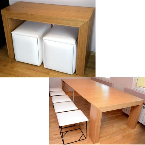 space saving table and chairs set for 10 attic to buy in