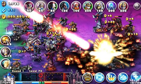 mod game empire vs orcs empire vs orcs v1 0 9 frenzy android games and apps