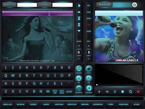 Software Karaoke Bisnis Dzone 6 Business Version screenshout