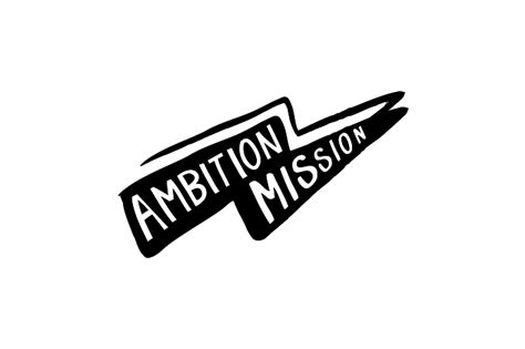 brand logo design ambition creative ambition mission day