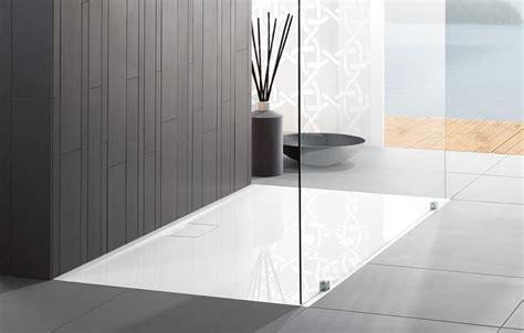 piatto per doccia piatti doccia in materiali innovativi bagno i nuovi