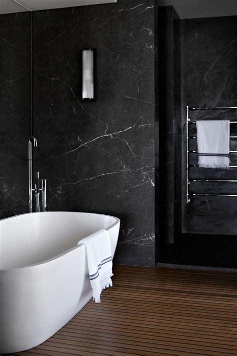 black floor bathroom ideas 17 best ideas about marble wall on pinterest marble