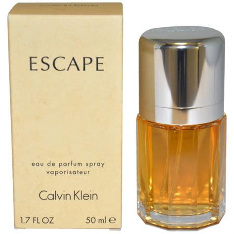 Calvin Klein Escape For calvin klein escape 50ml edp spray half price perfumes
