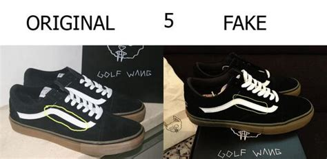 Harga So Real Original cara membedakan vans skool syndicate golf wang