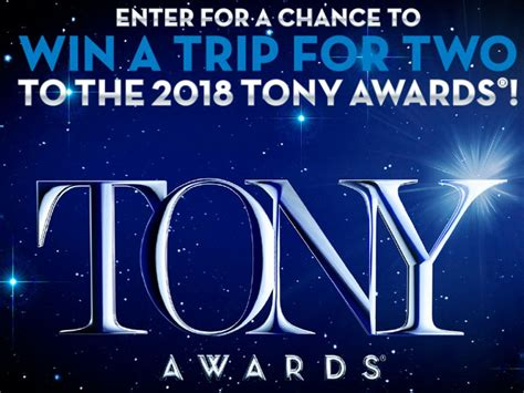 Tv Sweepstakes 2017 - 2017 tony awards sweepstakes