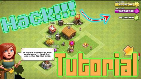 tutorial to hack clash of clans clash of clans hack tutorial bluestacks youtube