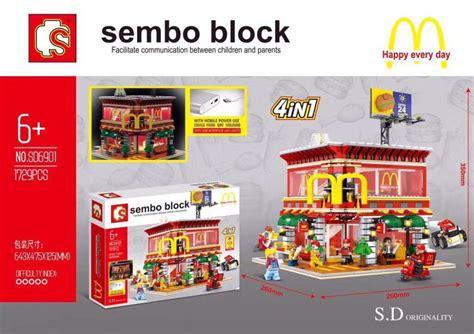Sembo Block Mc D downtheblocks mcdonalds branch by sembo block