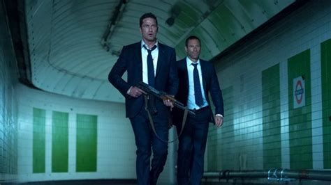 fallen film uscita al cinema london has fallen movie photos