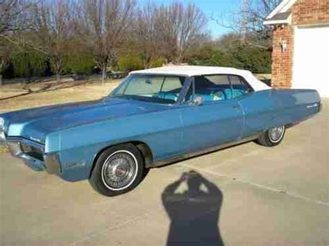 purchase used 1967 pontiac bonneville convertible in magnolia springs alabama united states