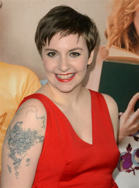 lena dunham tattoo 5 reasons why with tattoos and piercings are broken