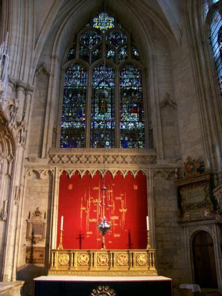 All Saints Chapel, York Minster   Photo
