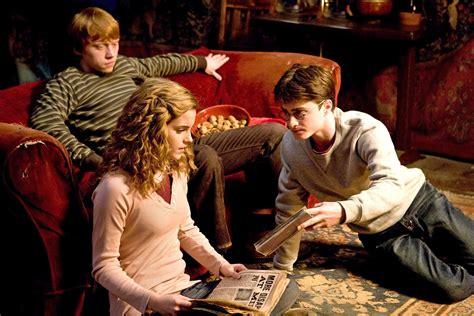 Ron et hermione le marriage de alima