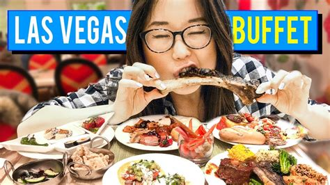 all you can eat buffet in las vegas youtube