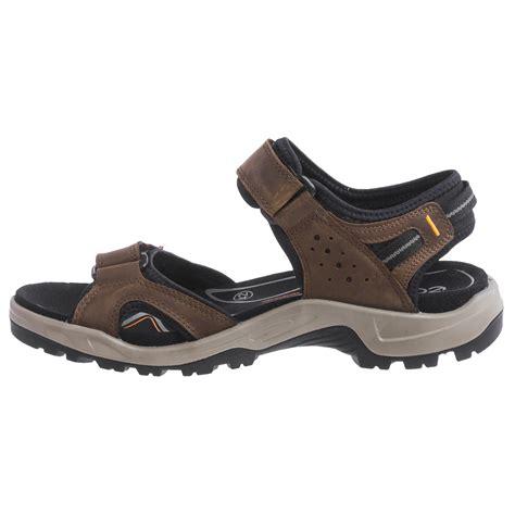 ecco mens sandals ecco yucatan mens sandals orthop 228 disches zentrum