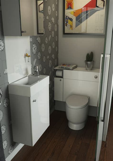 cloakroom bathroom ideas ellis furniture introduces space saving cloakroom