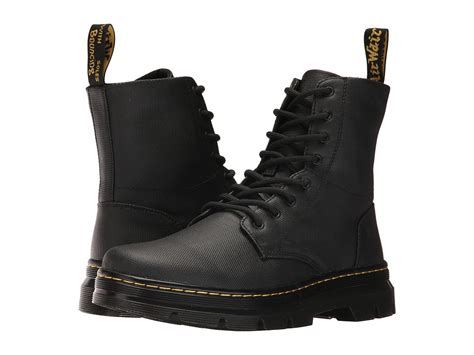 Dr Faris Leather Up Murah Pm 44 dr martens air wair flora toe leather black ankle boot price tracking