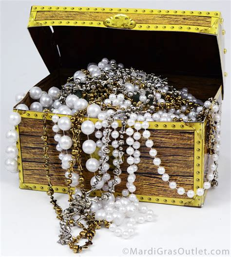 Treasure Chest Decorations by Ideas By Mardi Gras Outlet July 2012