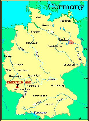 map us bases in germany sanity and a