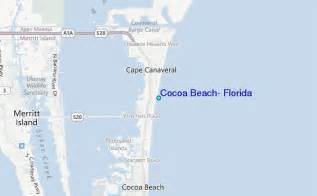 where is cocoa florida on map cocoa florida tide station location guide
