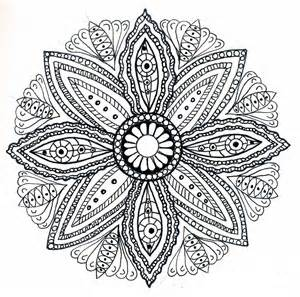 flower mandala coloring pages free coloring pages mandala free coloring pages