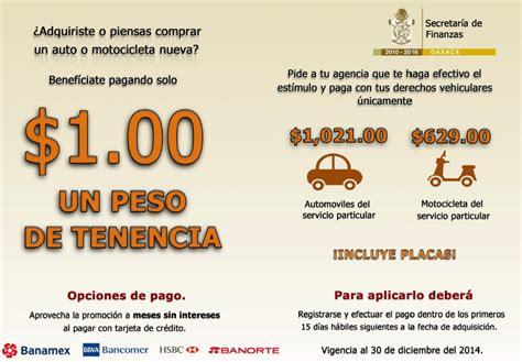 pago de tenencia 2014 en mexico pago de tenencia oaxaca newhairstylesformen2014 com