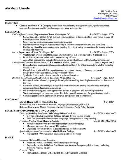 Exle Of Resume To Apply by Federal Resume Template Learnhowtoloseweight Net