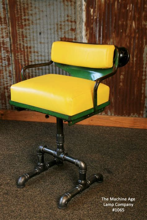 Deere Swivel Stool by Deere Green Swivel Bar Stool With Back Intended For