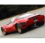 Alfa Romeo Tipo 33 Stradale Prototipo Wallpapers  Cool