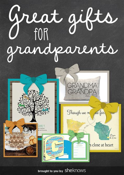 Out Of The Box Gifts For Grandp Ntsll Put A Smile