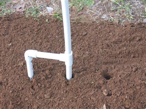 build a held corn and bean planter sensible survival