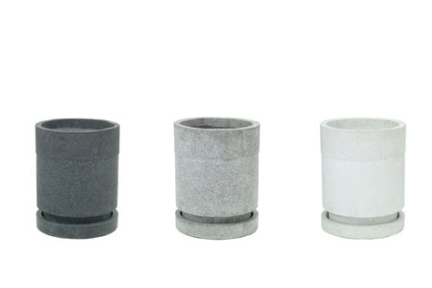 Cylindrical Planter by Cylindrical Small Planter Pr Home