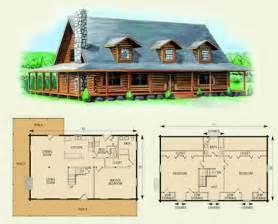 Log Cabin Open Floor Plans Charlottesville