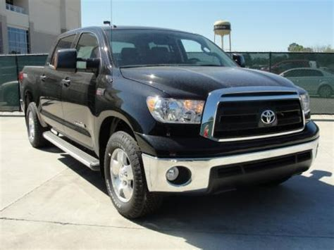 2011 Toyota Tundra Specs 2011 Toyota Tundra Trd Crewmax Data Info And Specs