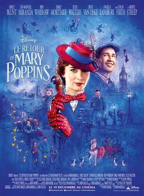 regarder le retour de mary poppins film complet french gratuit affiche du film le retour de mary poppins affiche 11 sur