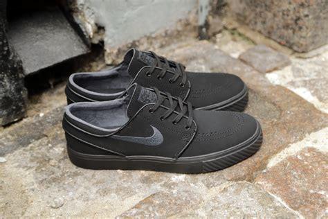 Nike Stefan Jonski Black nike sb zoom stefan janoski black anthracite stasp