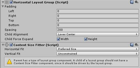 unity3d layout elements need help with ui elements inside layout manager unity3d