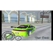 GTA San Andreas Car Mod Fast And Furious 1  Mitsubishi Eclipse Driven