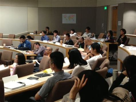 Ucla Global Executive Mba For The Americas by International Pre Orientation Mba Insider S