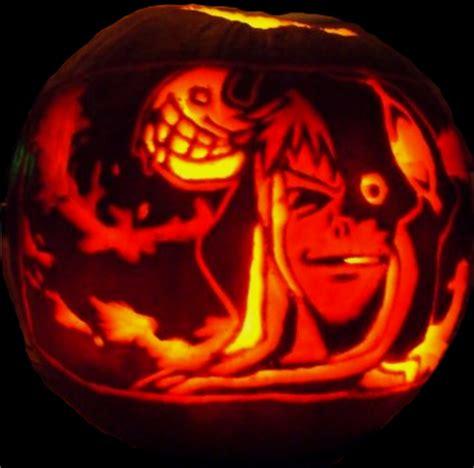 Anime Pumpkin by Happy 2013 The Anime Sanctuary
