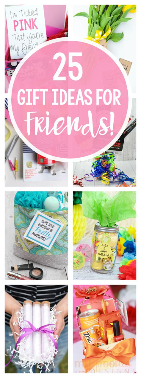 ideas on what to get friends cheap on pinterest 25 gifts for best friends for any occasion squared