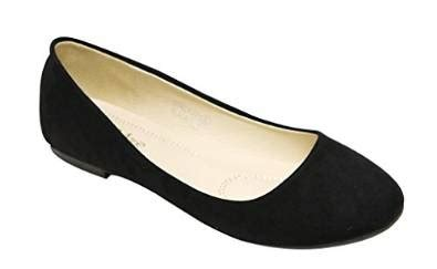 black flat shoes 2016 wearing casual