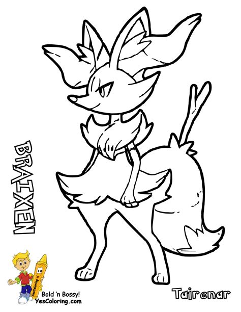 Pokemon X And Y Coloring Pages Coloring Home Coloring Pages Xy