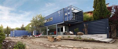 bauen mit containern nachhaltig bauen wie aus frachtbeh 228 ltern eine schicke