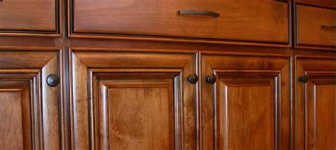 Best Stain For Kitchen Cabinets Wood Characteristics Custom Amish Cabinetry Distinctive