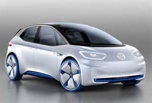 Electric Vehicles News Wordlesstech New Vw Electric Car