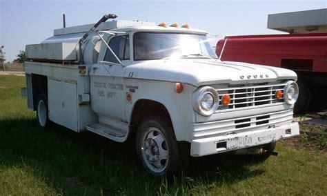 1965 dodge truck 1965 dodge d500 tanker truck