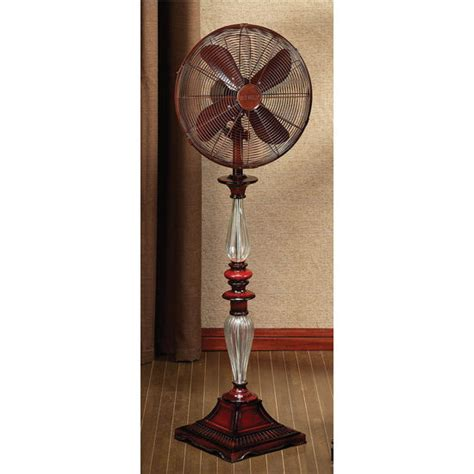 free standing room fans floor fan 16 quot regalia floor standing room fan from deco