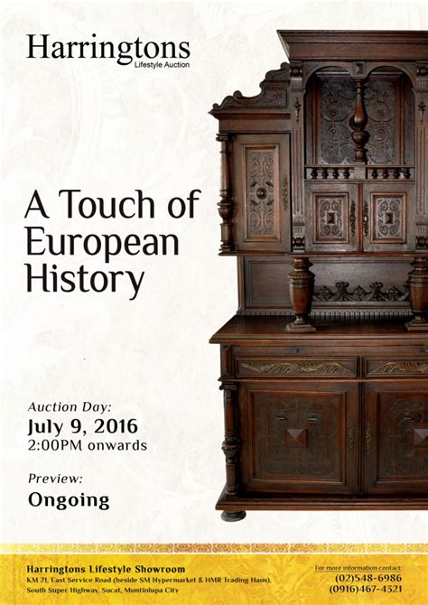 best kept secret furniture a touch of european history inquirer lifestyle
